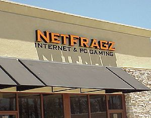 NetFragz Video Game Center