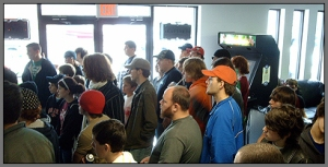 Over 140 players showed up for one of our Gears tournaments!