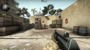 Counterstrike Global Offensive is a very popular LAN Center game and used to be HUGE for local play.  Let's bring it back in a WAN environment.